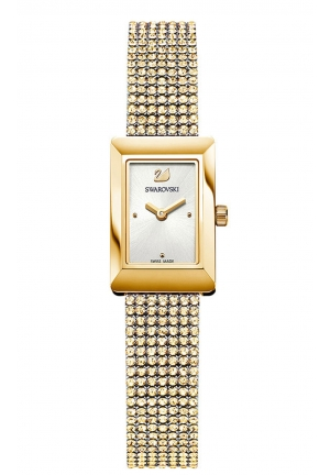 MEMORIES WATCH, GOLD TONE 17MM