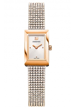 MORIES WATCH, ROSE GOLD TONE 17MM