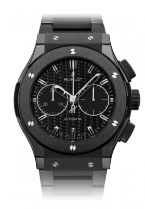 HUBLOT Classic Fusion Black Magic Bracelet 45mm