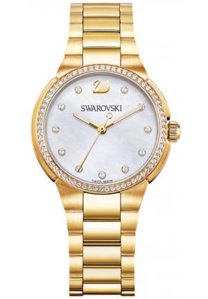 CITY MINI MOTHER-OF-PEARL LADIES WATCH 32MM