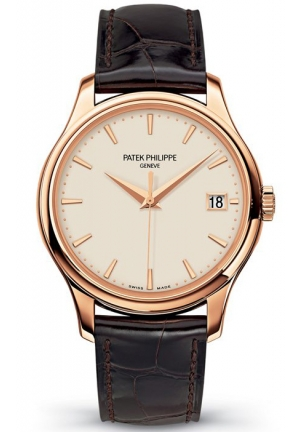 Calatrava Rose Gold , 39mm