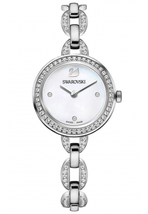 AILA MINI WATCH SILVER TONE