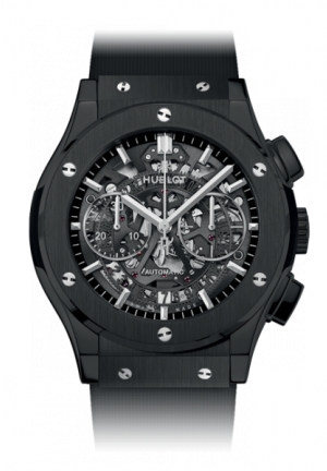 HUBLOT Classic Fusion Aero Chronograph Black Magic 45mm