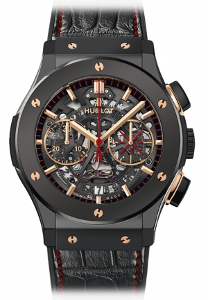 HUBLOT Classic Fusion Dwayne Wade Edition Automatic Men's Watch 45mm