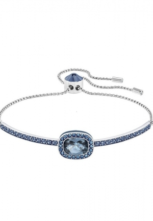 GENTLY RECTANGULAR BANGLE, BLUE 5276325
