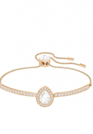 GENTLY PEAR BANGLE, WHITE 5279415