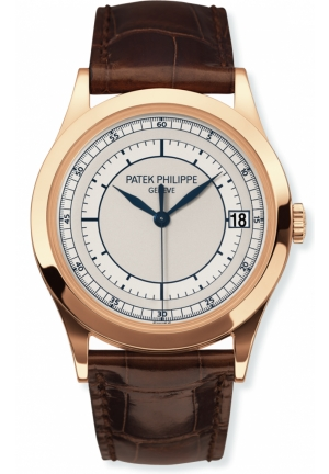 Calatrava Rose Gold , 38mm