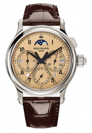 GRAND COMPLICATIONS PLATINUM MEN'S 5372P-010, 38.3MM