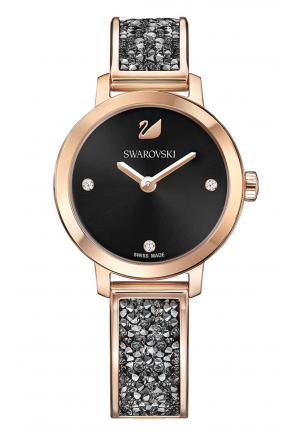 SWAROVSKI COSMIC ROCK WATCH 5376068, 29MM