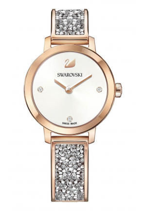 SWAROVSKI COSMIC ROCK WATCH 5376092, 29MM
