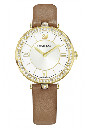 SWAROVSKI AILA DRESSY LADY WATCH 5376645, 34MM