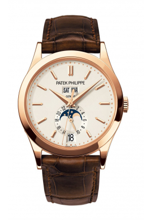 COMPLICATIONS ANNUAL CALENDAL 18KT ROSE GOLD 5396R-011, 38MM