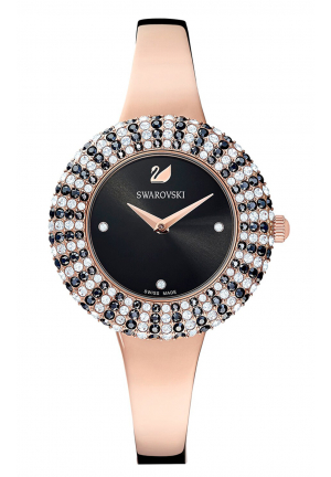 SWAROVSKI CRYSTAL WATCH, 34MM