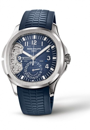 Patek Philippe Advanced Research Aquanaut Travel Time