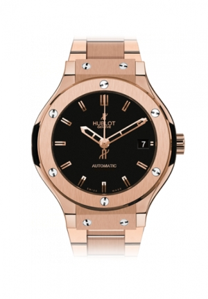 HUBLOT Classic Fusion King Gold Bracelet 38mm
