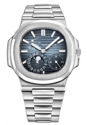 Patek Philippe Nautilus in Stainless Steel