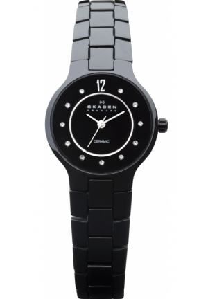 Skagen Ceramic Women's Quartz Watch