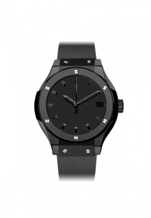 HUBLOT Classic Fusion All Black 33mm