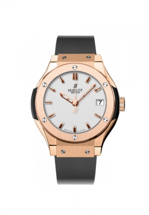 HUBLOT Classic Fusion King Gold Opalin 33mm