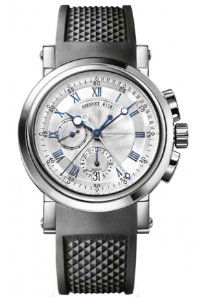 MARINE CHRONOGRAPH - MENS 5827BB/12/5ZU, 42MM