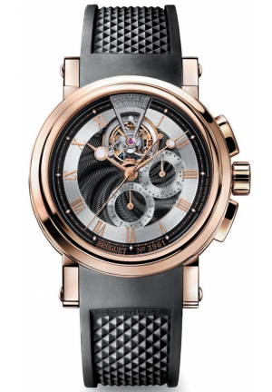 MARINE TOURBILLON CHRONOGRAPH 5837BR/92/5ZU, 42MM