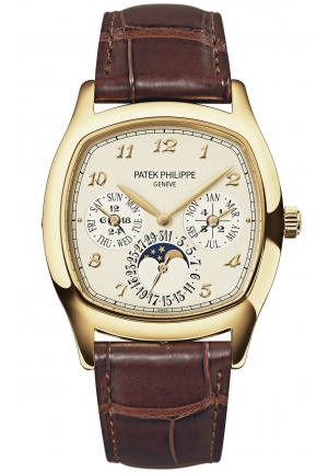 Grand Complications Yellow Gold, 37 x 44.6 mm