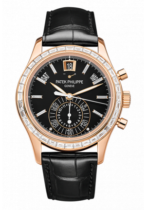 COMPLICATIONS ROSE GOLD 5961R-010, 40.5MM