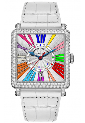 MASTER SQUARE LADIES 6000 H SC DT COL DRM R D, 36 X 36MM