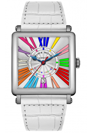 MASTER SQUARE LADIES 6000 H SC DT COL DRM R, 36 X 36MM