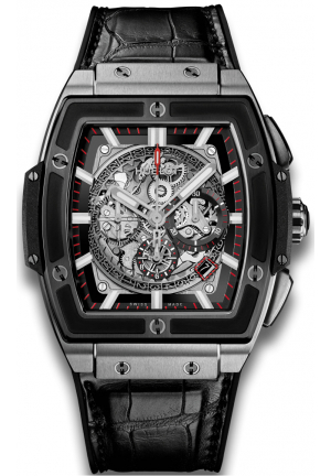 SPIRIT OF BIG BANG TITANIUM CERAMIC 601.NM.0173.LR