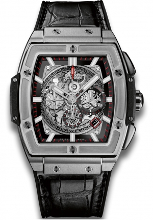 HUBLOT Spirit of Big Bang Titanium 51 x 45 mm