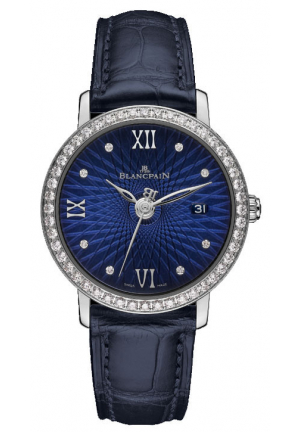 VILLERET ULTRA SLIM LADIES AUTOMATIC 6102C-1929-55A, 29MM