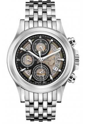 KIRKWOOD COLLECTION CHRONOGRAPH STAINLESS STEEL WATCH , 42MM