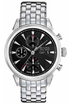 GEMINI COLLECTION AUTOMATIC STAINLESS STEEL , 42MM