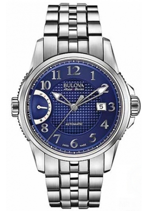 Bulova Accu-Swiss Calibrator Automatic Blue