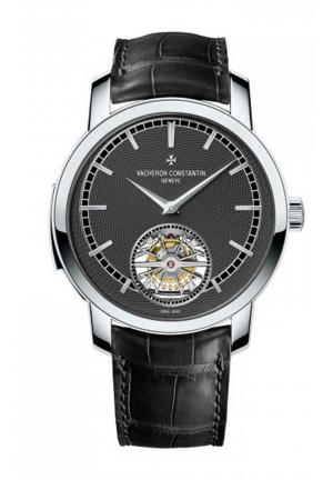 PATRIMONY TRADITIONNELLE MINUTE REPEATER TOURBILLON 6500T/000P-B100
