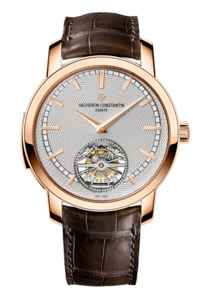 PATRIMONY TRADITIONNELLE MINUTE REPEATER TOURBILLON 6500T/000R-B324