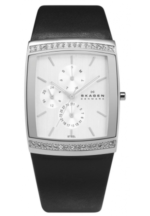 SKAGEN  WOMEN'S GLITZ WATCH