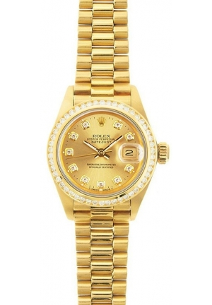Rolex President 18K Yellow Gold Model 69178