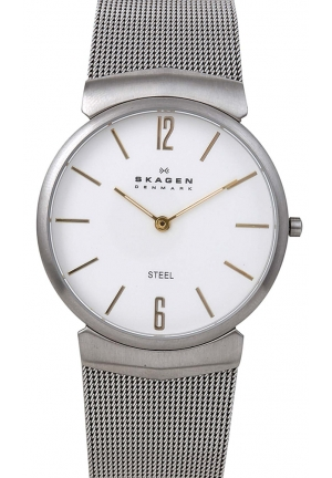 Skagen Men's Steel Watch 695XLSGS