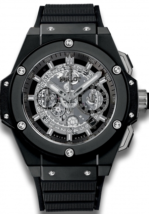 HUBLOT King Power Unico Black Magic 48mm