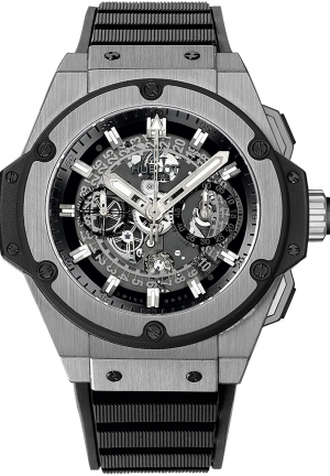 HUBLOT King Power Unico Titanium 48mm