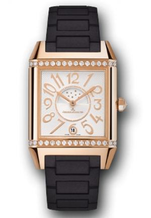 JAEGER LECOULTRE Reverso Squadra Lady Duetto 28.8mm X 42mm