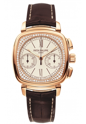 Complications Rose Gold, 35 × 39 mm