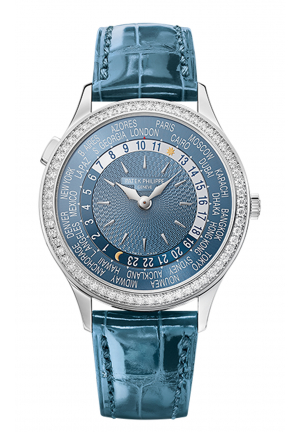 COMPLICATIONS WHITE GOLD - LADIES 7130G-014, 35.1MM