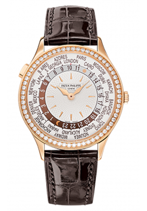 COMPLICATIONS ROSE GOLD - LADIES 7130R-011, 36MM