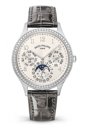 GRAND COMPLICATIONS WHITE GOLD - LADIES 7140G-001, 35.1MM