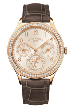 GRAND COMPLICATIONS ROSE GOLD - LADIES 7140R-001, 35.1MM