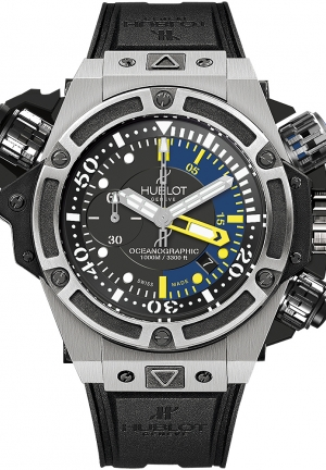 HUBLOT King Power Oceanographic 1000 Titanium 48mm