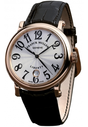 LIBERTY AUTOMATIC 74210 SC DT WHITE, 42 MM